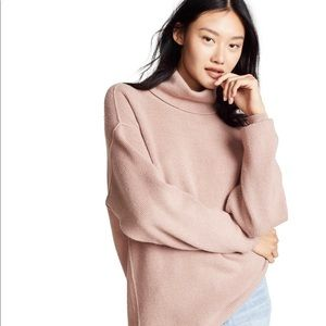 Softly Structured Knit Tunic